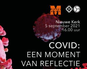 Covid: een moment van reflectie