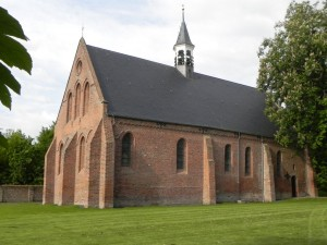Hof te Zandekerk is open voor meditatie en inspiratie