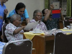 Langzaam komt Indonesië weer op gang