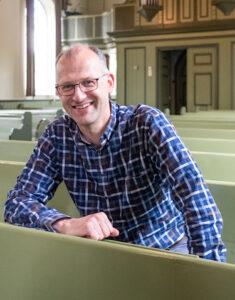 Nieuwe predikant De Verbinding Spijkenisse