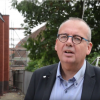 Dominee Arie van der Maas