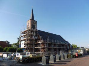 Kerkbouw Hoek vordert gestaag