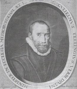 Ds Willem Teelinck beschouwd in Lange Jan Project