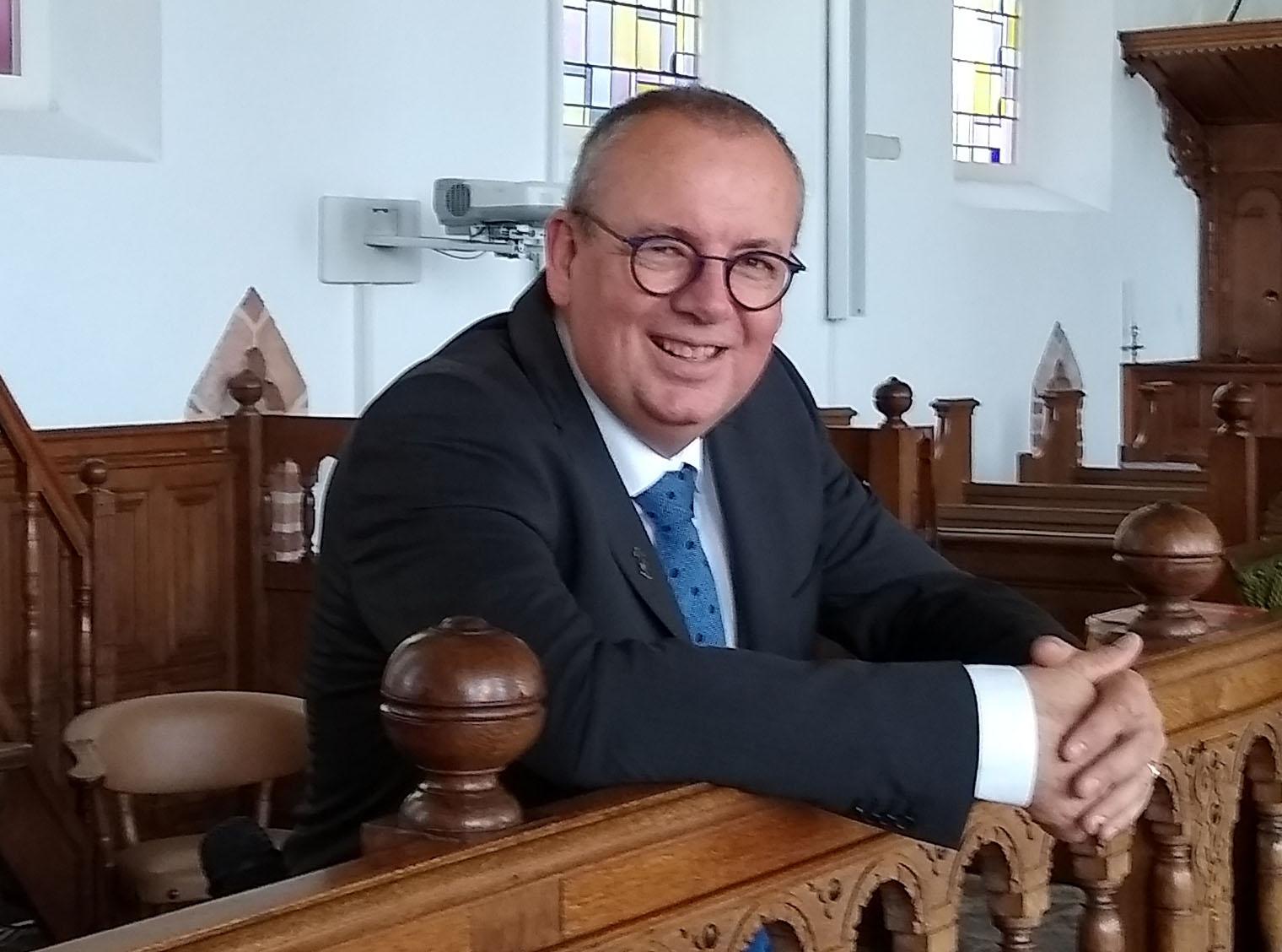 ds Arie van der Maas