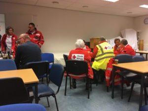 Pastores ingezet bij calamiteitenoefening Veiligheidsregio Zeeland