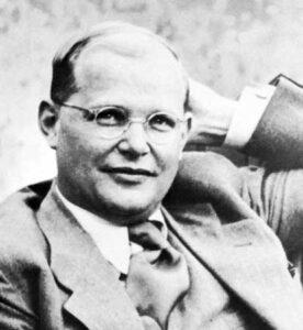 Verzet & Overgave: Dietrich Bonhoeffer in Kloosterzande