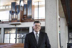 Bach-organist ds Baan concerteert in Ouddorp