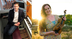 Miniconcert met Jeanine Melis en Mark Christiaanse