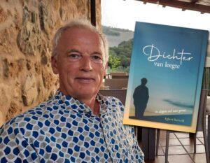 Ds Egbert Rietveld verwerkte het verlies van zijn vrouw door het schrijven van gedichten
