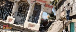 Kom in actie voor Haïti!