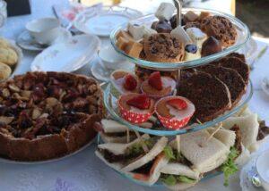 High tea in Kleverskerke