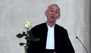 Dominee Johan Beijer gaat met emeritaat