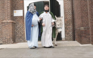 Jozef en Maria in Axel