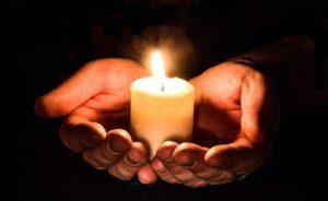 'Samen het Licht doorgeven' in Goes