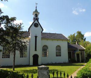 Deze zomer is de Onderwegkerk Noord-Beveland er weer