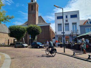 Vestingkerk Hellevoetsluis viert '400 jaar…'