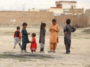 Gebed voor Afghanistan
