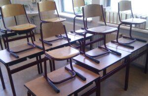 Kerk als klaslokaal