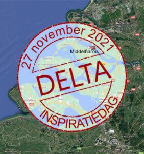 Geef u snel op voor de Delta Inspiratiedag!