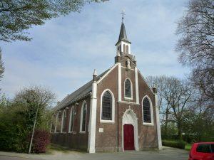 Onze Lieve Vrouw Hemelvaartkerk in Ovezande