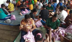 P3W-cursussen in Papoea trekken veel deelnemers
