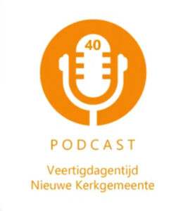 Podcasts 40-dagentijd