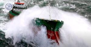 Gevallenen op zee herdacht