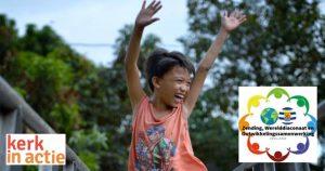 Wafelactie voor Straatkinderen in Indonesië