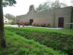 Voorlopig geen vieringen in toeristenkerk Zoutelande