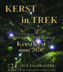 Kerst in trek in de Sint Jacobskerk