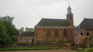 Vestingkerk Hellevoetsluis is het bekijken waard