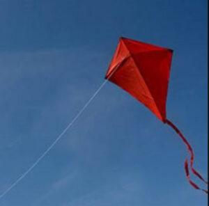 Laat een vlieger op voor mensen in medische nood