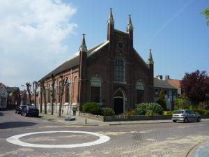 Gereformeerde kerk Yerseke